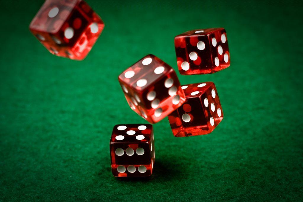 Online Gambling Game