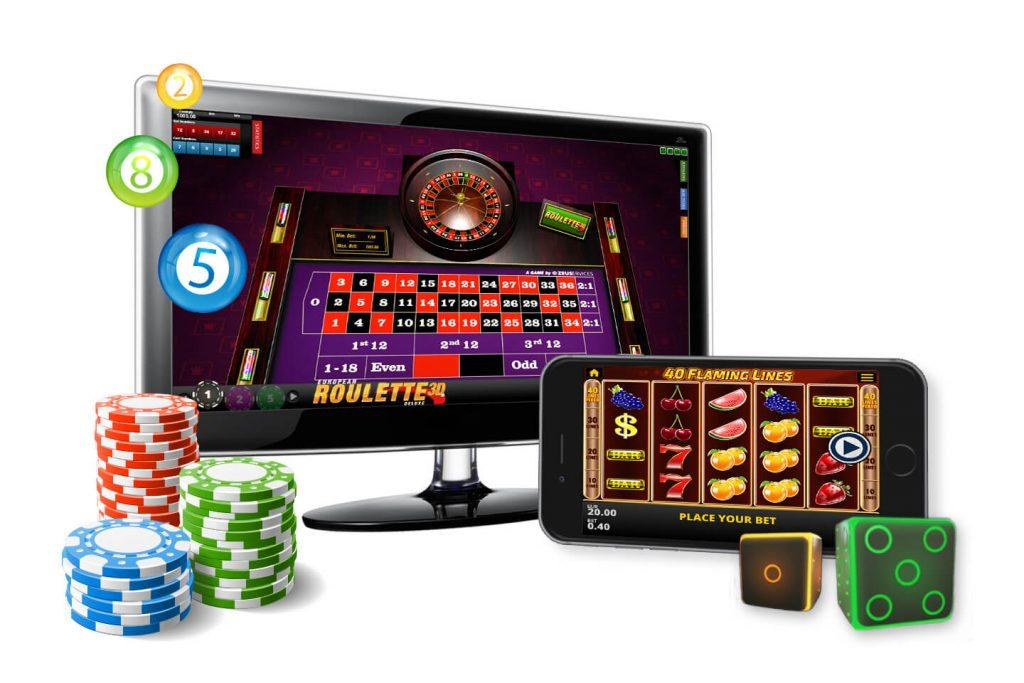 Internet Slot Room